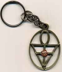 Rosicrucian books rose cross key ring mozeypictures Image collections