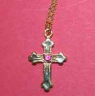 Rosicrucian books rose cross necklace mozeypictures Image collections